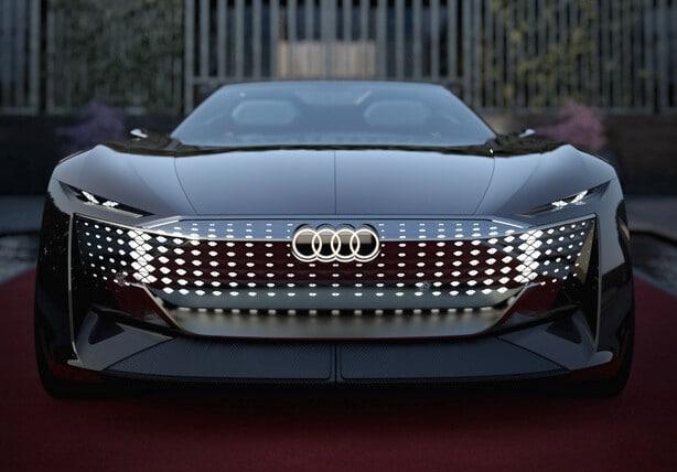 Horch Sportwagen Comeback als Audi Skysphere ConceptA