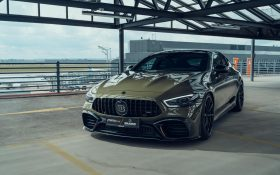 Mercedes AMG GT 63 S Tuning