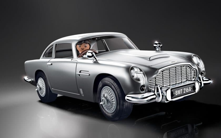 Playmobil Aston Martin DB5