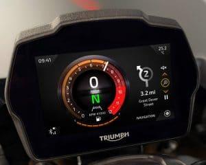 Triumph Speed Triple 1200 RS Test