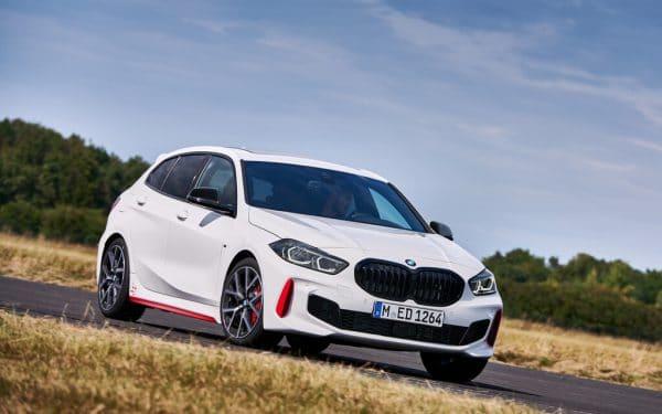 BMW 128ti Test