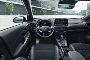 Hyundai Kona N Test