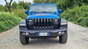Jeep Wrangler Rubicon 4xe Test