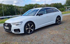 Audi S6 Avant Test