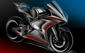Ducati Elektromotorräder