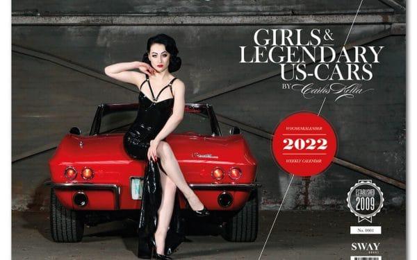 Girls legendary US Cars 4