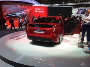 Toyota Prius IAA 2015