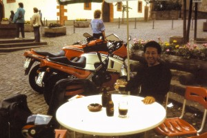 Kawasaki GPZ 600R und GPZ500