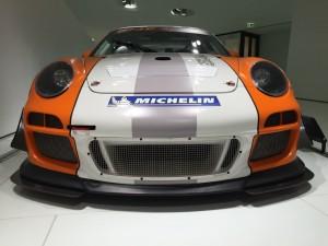 Hybrid Porsche GT3 R