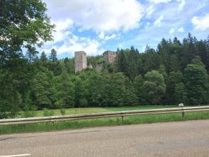 Burgruine Schwarzwald