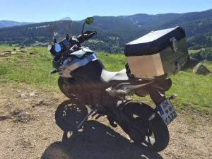 Col de la Schlucht Motorradtour