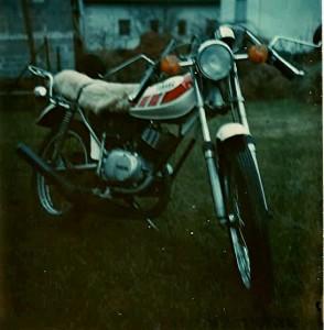 Yamaha TY50