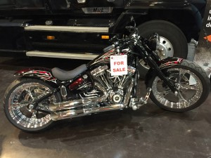 Custom Bike Essen Motor Show 2015