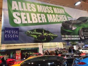 Essen Motor Show 2015 Autodino