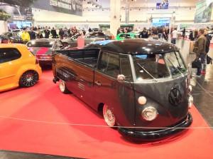 VW Bus Umbau Essen Motor Show 2015