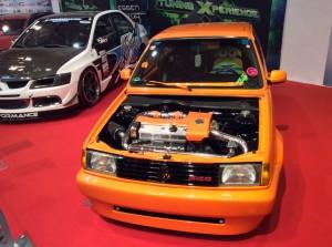 Folierung Tuning Essen Motor Show 2015