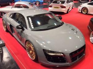 Audi TT Tuning Folierung