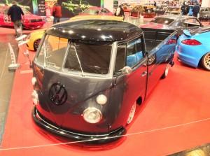 VW Bus Tieferlegung Umbau