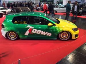 Tuningcar Essen Motor Show 2015