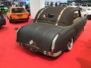 Auto aus Leder