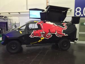 Red Bull Essen Motor Show 2015