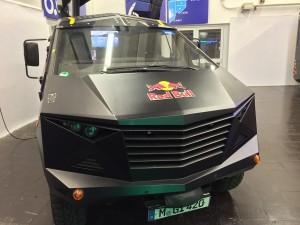 Red Bull auf Essen Motor Show 2015