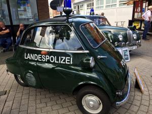 Landespolizei Auto