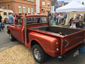 Chevrolet Oldtimer Pickup